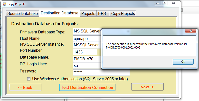 primavera database maintenance utility rh eppmsoft com  primavera p6 manual pdf